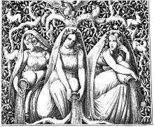 norner nordisk mytologi