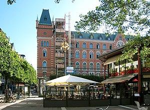 "Norrmalm (borough) - The square ""Norrmalmstorg"""