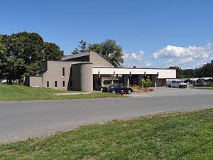 North Amherst, Massachusetts - North Amherst Fire Station