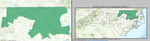 North Carolina US Congressional District 1 (since 2017).tif