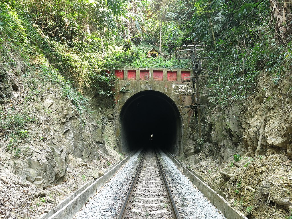 File north portal khao plueng tunnel for N portal
