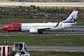 Norwegian (Ivar Aasen livery), LN-NGP, Boeing 737-8JP (16270384789).jpg