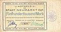 Notgeld - Neumarkt Opf - B - 1923.jpg
