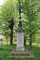 Nové Město pod Smrkem, krucifix před kostelem (2).jpg