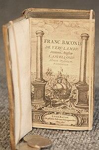 The original introduction to the novum organon bdo golden dragon ink slab