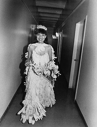 Lorraine O'Grady - O'Grady as Mlle Bourgeoise Noire
