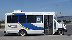 Milton Transit - Wikipedia, the free encyclopedia