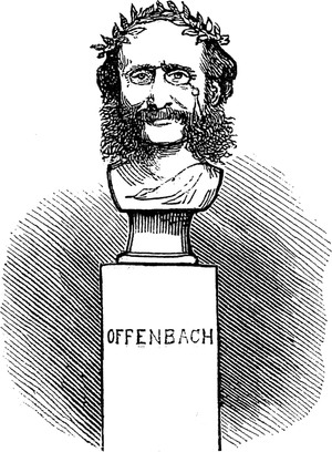 Punch volume 79 issue 14 elegy to jacques offenbach for Hs offenbach