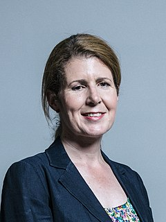 Jenny Chapman British Labour politician
