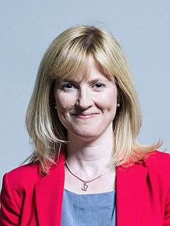 Rosie Duffield British politician