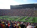 Ohio State vs. Michigan football 2013 01 (Ohio State band).jpg