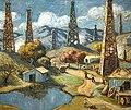 Oil Wells of Montebello by Elliot Bouton Torrey.jpg