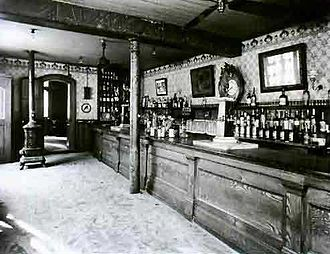 In Through the Out Door - Image: Old Absinthe NOLA1903