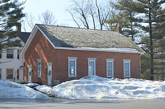 Lyndhurst, Ohio - Old Euclid District 4 Schoolhouse