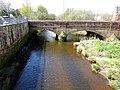 Old Riccarton Bridge, River Irvine, East Ayrshire. View downstream.jpg