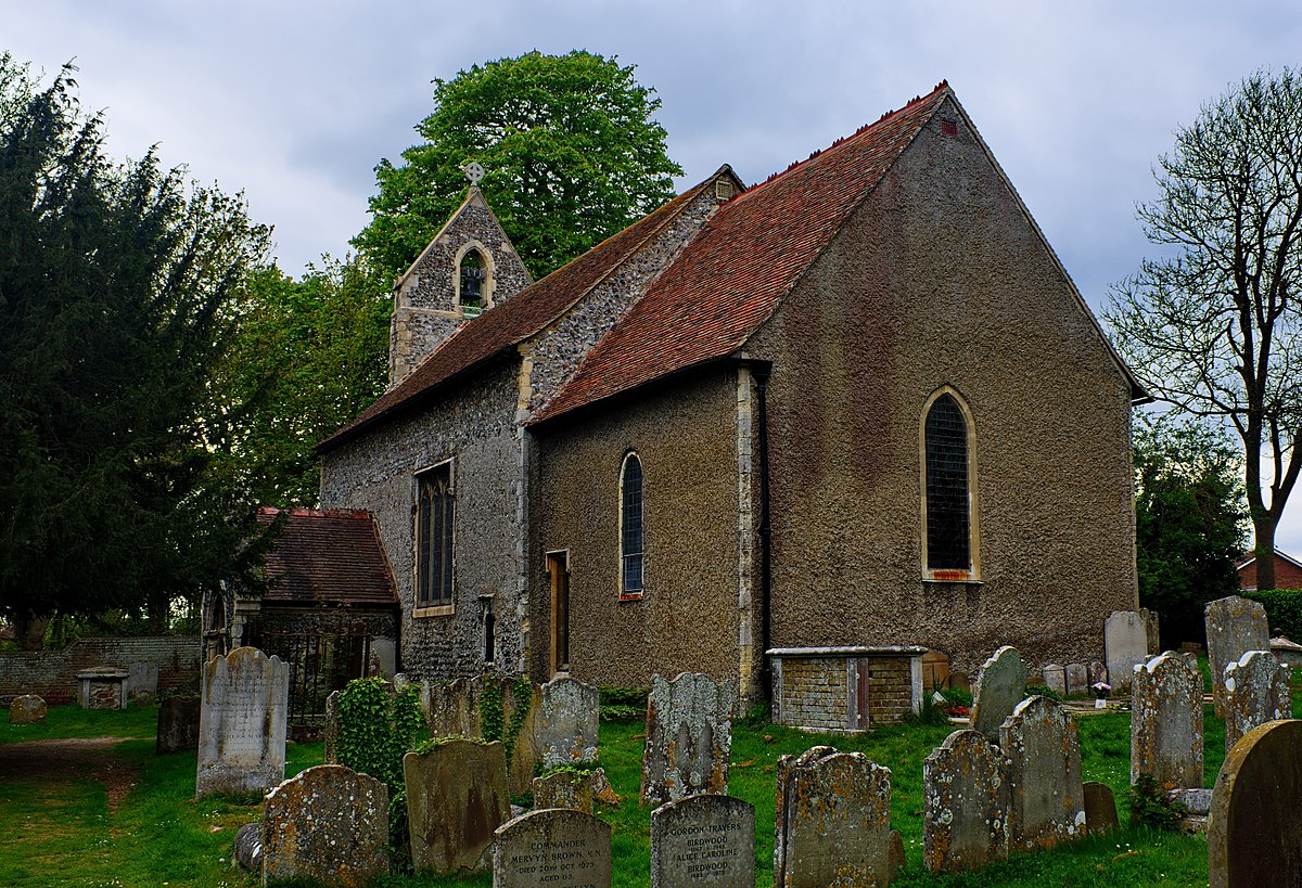 Old St Marys Walmer