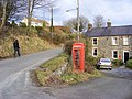 Old Style Telephone Box - geograph.org.uk - 1710157.jpg