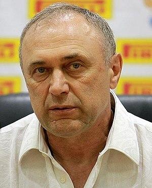 Oleg Dolmatov - Image: Oleg Dolmatov 2011