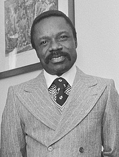President of Gabon