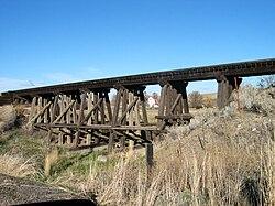 Ontario trestle