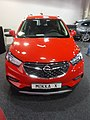Opel Mokka X, Absolute red, Automotive 2017 Hungexpo.jpg