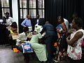 Opening of the Espace WikiAfrica in Douala 15.JPG