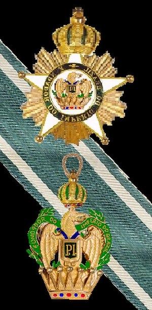 Order of Pedro I - Image: Orde van Pedro I