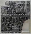 Ordination of Nanda - Sahr-i-Bahlol - Gandhara - Indian Museum - Kolkata 2012-11-16 1923.JPG