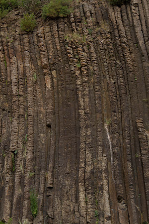 Organ Pipes National Park - 'Organ Pipe' Geological Formations