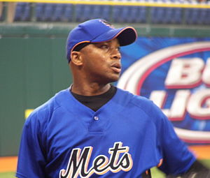 Orlando Hernández - Hernández with the New York Mets