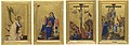 Orsini Polyptiek, Simone Martini, 14de eeuw, Koninklijk Museum voor Schone Kunsten Antwerpen, 257-260.jpg