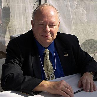 Vernon Burton - Burton at the 2007 Texas Book Festival