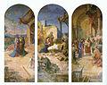 Oscar Pereira da Silva - Anunciação, Natividade e Apresentação no Templo.jpg