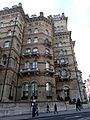 Oscar Wilde and Arthur Conan Doyle - 1c Portland Place Regent Street London W1B 1JA.jpg