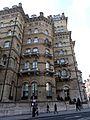 Oscar Wilde and Arthur Conan Doyle - 1c Portland Place Regent Street London W1B 1JA.jpg