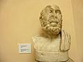 Ostia antica antiquarium - Ippocrate P1010002.jpg