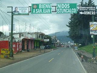 San Juan Ostuncalco Municipality and town in Quetzaltenango, Guatemala