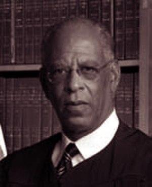 Otis D. Wright II - Image: Otis Wright District Judge