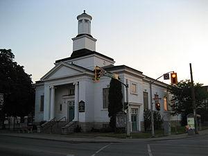 Ottawa Street (Hamilton, Ontario) - Laidlaw United Church, Ottawa Street South