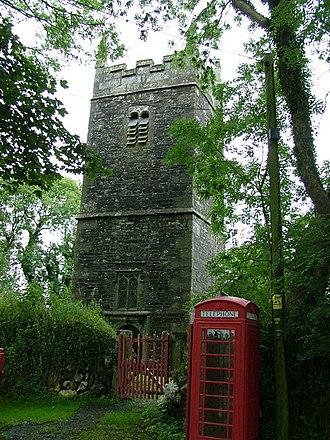 Otterham - Otterham Church