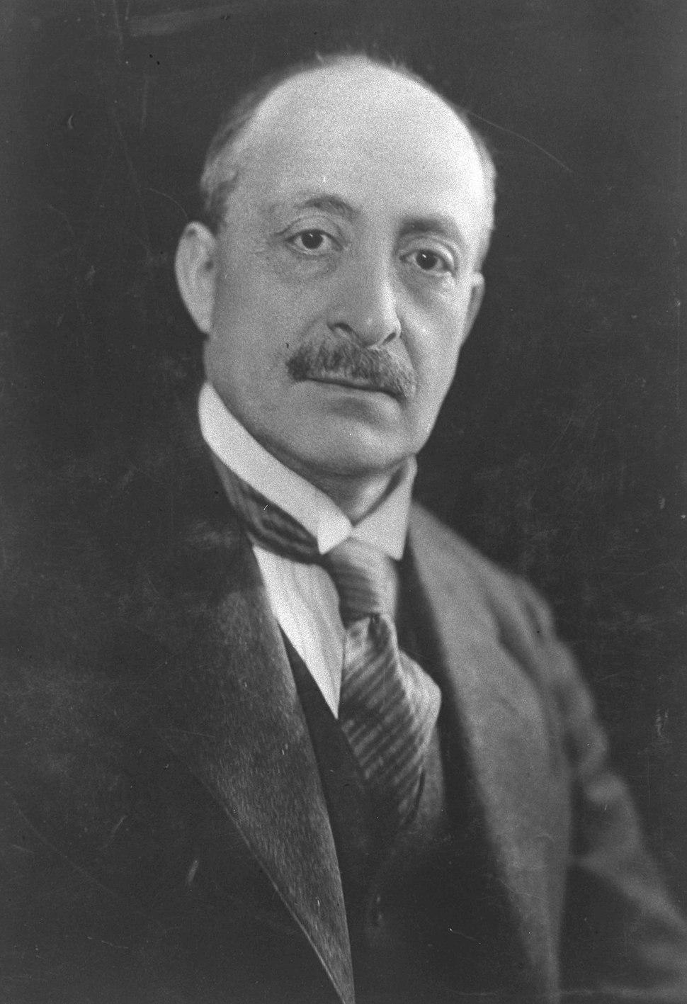 Otto Warburg 1911