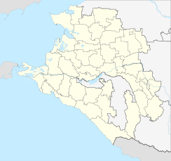 Novorossiysk is located in Krasnodar Krai