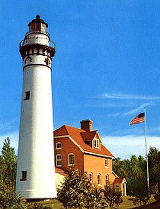Outer Island (Wisconsin) - Outer Island Light