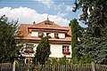 Overview of Jakub Deml Villa in Tasov, Žďár na Sázavou District.JPG