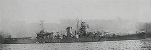 Japanese cruiser Ōyodo - Image: Oyodo Jun 43