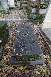 Tomb of Joseph-Pierre Henriquel-Dupont