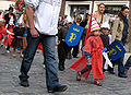 Péronne (13 septembre 2009) enfants costumés 1.jpg