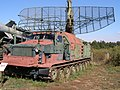 P-40, 1S12 Radar (NATO Long-Track), from Zsámbék, Hungary.jpg