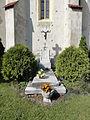 POL Bielsko-Biała Kościół św. Stanisława, grób ks. Franza Danela.JPG