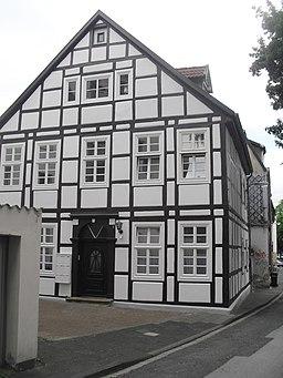 Heiersmauer in Paderborn